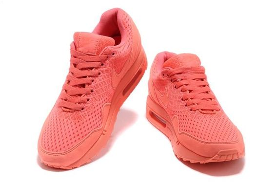 2013 Nike Air Max 87 Womens Shoes Pink 01 1