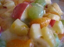 Fruit sause