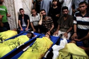 Hamas Vows To Fight On As Israeli Missiles Kill 128 Palestinians In Bloodiest Day