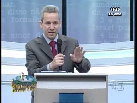 Pastor Jayme de Amorim ( Quando devemos espulsar demônios ) - YouTube