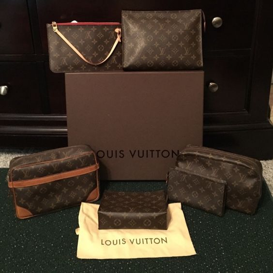 Louis Vuitton Collection Love all these beauties! JUST SHARING! I've added a few pieces in the third pic! Louis Vuitton Bags