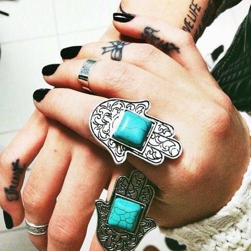 rings & tats