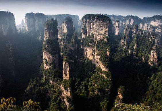 Таинственный парк Улинъюань - Ярмарка Мастеров - ручная работа, handmade
