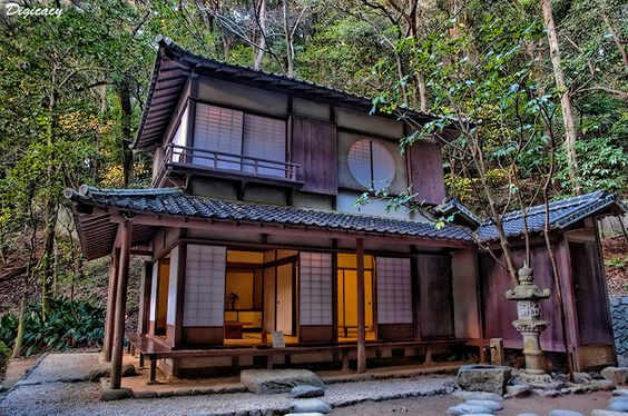 This is the house or Soseki Natsume and Shiki Masaoka lived in Matsuyama, Ehime Prefecture. Natsume Sōseki (February 9, 1867 – December 9, 1916), is widely considered to be the foremost Japanese novelist of the Meiji period (1868–1912). From 1984 until 2004, his portrait appeared on the front of the Japanese 1000 yen note.