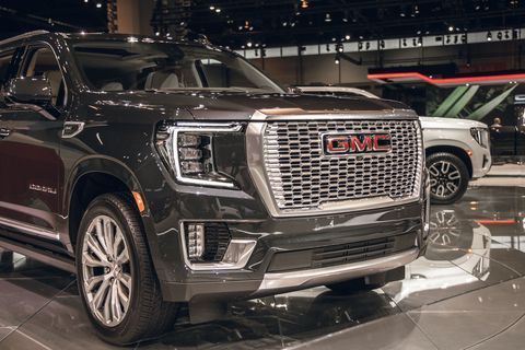 View Photos Of The 2021 Gmc Yukon And Yukon Xl In 2020
