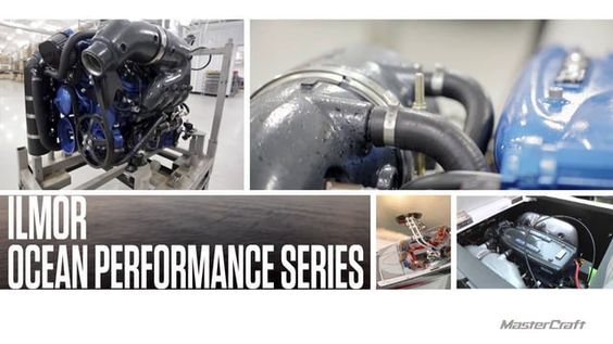 Zane Schwenk and Paul Ray explain why the Ilmor Ocean Performance Series Engine is the best saltwater inboard engine on the market.