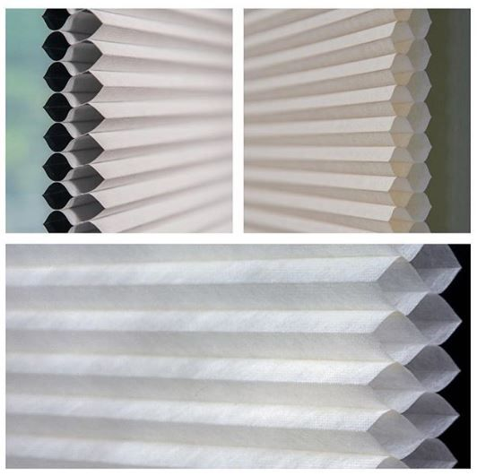 Our Double Cell Fabric Is Amazing So Energy Efficient Offered In Light Filtering And Room Darkening For All Your Shading Needs Save Energy Window Treatments Windows