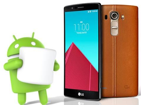 Get ready, LG G4 owners. Android Marshmallow will be on your smartphones next week http://cnet.co/1PlFQvz