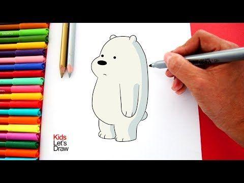 Como Dibujar Y Colorear A Polar De Osos Escandalosos How To Draw