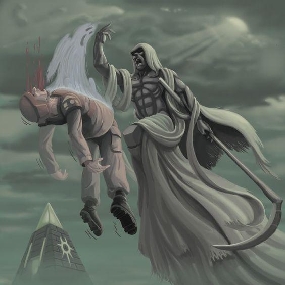 best c'tan god | The Alfa Legion