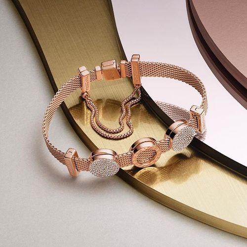 Round Pavé Charm | Pandora bracelet designs, Pandora bracelet ...