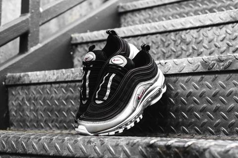 air max 97 qs silver black