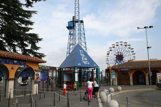 Entrada al parque de atracciones Tibidabo
