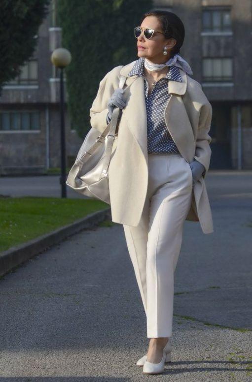 34 Looks Charmosos Para Mulheres Acima De 50 Nos Roupas Da Moda