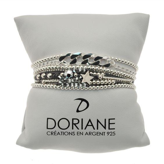 "POIGNET ROCK-STAR - BRACELETS/Nos ""poignets d'amour"" - DORIANE Bijoux"