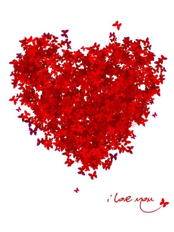 Callum- le couer en l'image represente le amour instante quand Christine et Raoul rancontre l' un et l' autre: