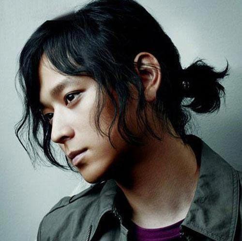 Asian Men Hairstyles The Long Hair Ponytail Asian Long Hair Asian Men Hairstyle Long Hair Styles Men