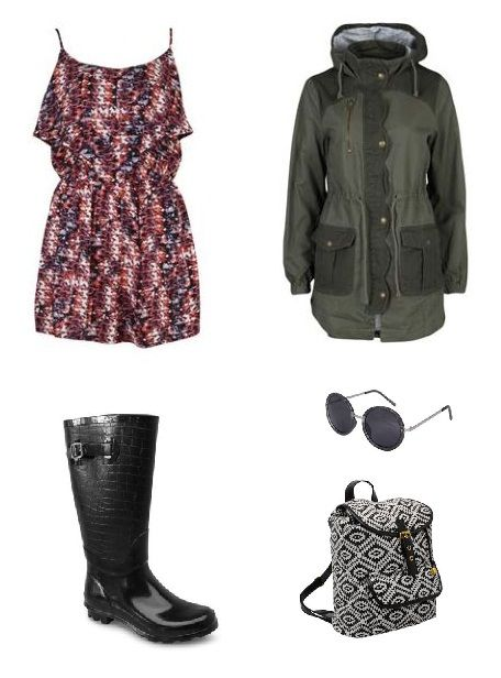 Glastonbury Wardrobe Inspiration! #festivals #glastonbury #welovefestivals