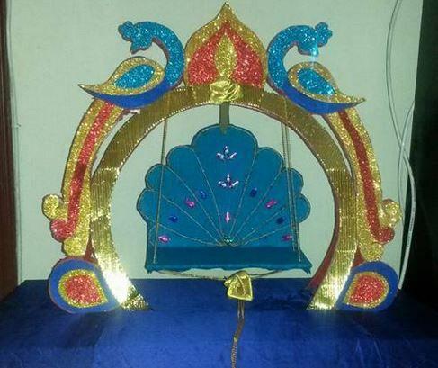 Decoration Of Janmashtami