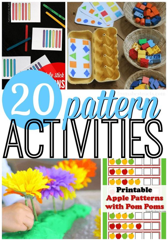 Patterns - Interactive Learning Sites for Education
