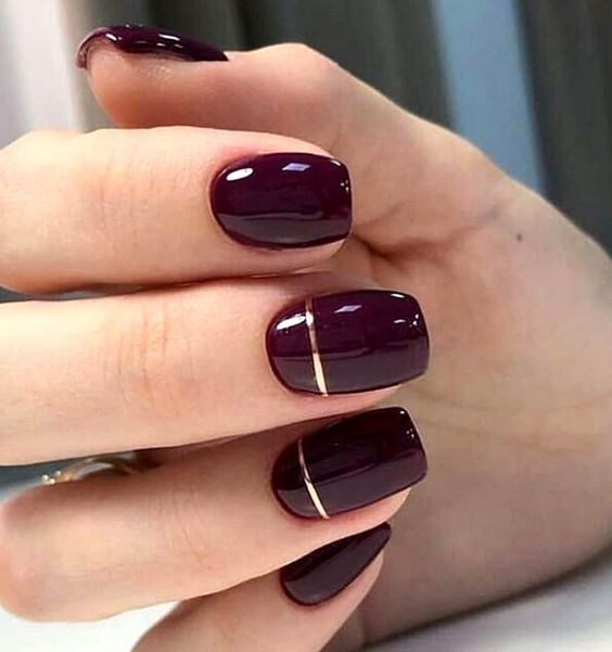 50 Trendy Winter Nail Colors To Warm Up Your Hands In 2020