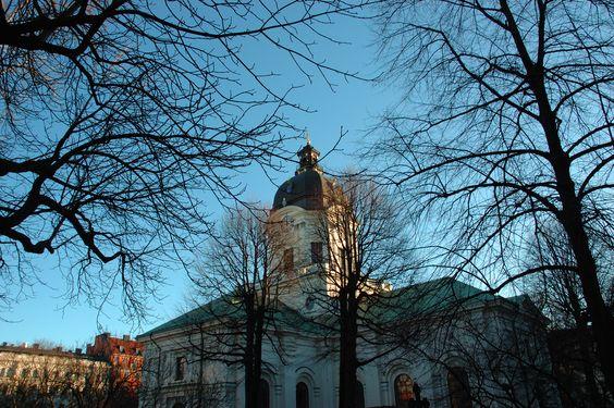 Adolf Fredrik Church, Stockholm