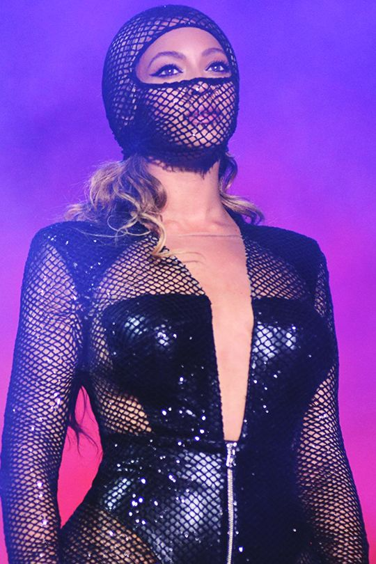 Beyoncé On The Run Tour Soldier Field Chicago Illinois 24th July  2014
