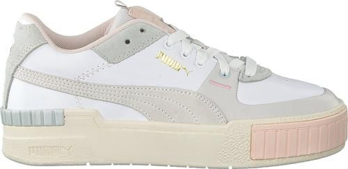 Dames Sneakers Cali Sport Mix Wn's - Wit | Sneaker, Cali, Sport
