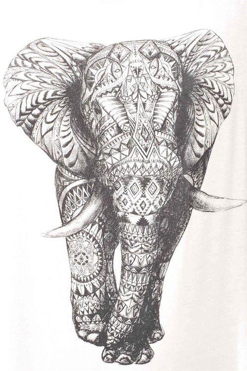 Pencil Drawings Of Elephants Tumblr elephant art tumblr - ...