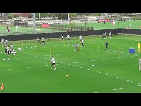 Fuerza Intermitente Atacantes Youtube Soccer Workouts Football Training Drills Soccer Coaching