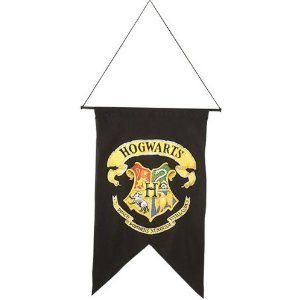 Hogwarts Banner - Harry Potter Decoration