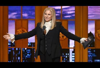 WATCH: Barbra Streisand rips into Donald Trump with reworked version of song