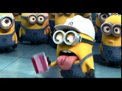 Despicable Me 2 Clip Minions Tasting Grus Jelly Illumination Youtube Minions Minions Clips Minion Movie