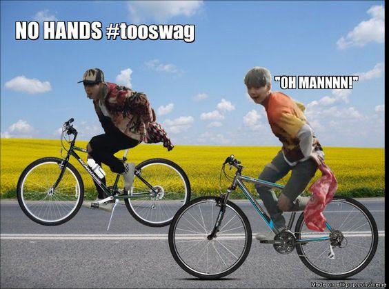BANGTAN SPORTS - YOONMIN CYCLING