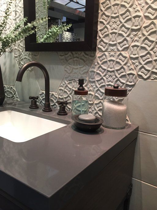 Cool Biggest Kitchen And Bath Trends For 2018 Continue Reading Shared By Kmjvanr Interior Design Kitchen Bathroom Renovation Trends Trendy Bathroom Tiles
