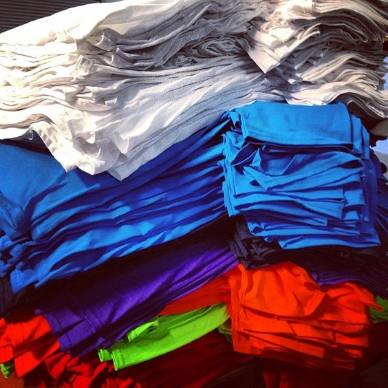 Orders flying out today #fashion #apparel #screenprinting #superiorink #design #fashion