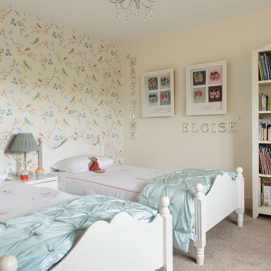 Former Farm In North Yorkshire Wallpaper Childrens Room Girls Bedroom Wallpaper Childrens Bedroom Wallpaper