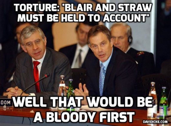 . LEAKED EMAIL: Brexit distracting from Chilcot's Iraq report was 'silver lining,' Straw told Powell