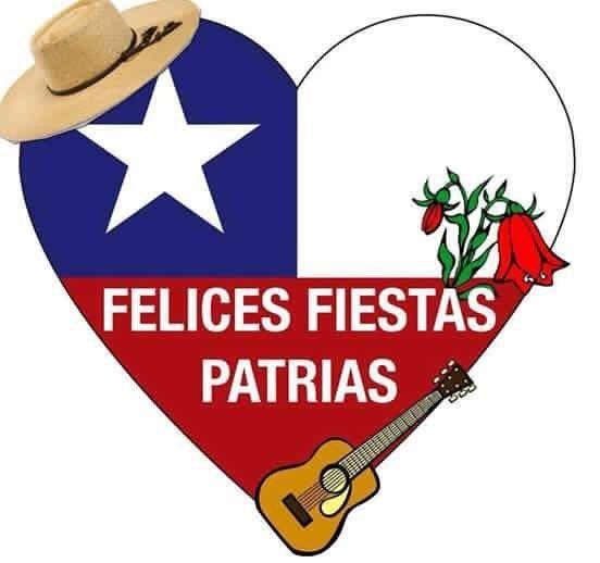Fiestas Patrias Decoración Fiestas Patrias Chile Adornos Para Fiestas Patrias Felices Fiestas Patrias Chile