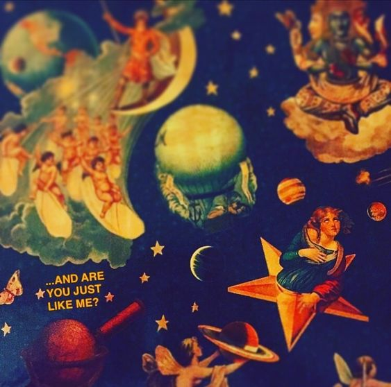 By Starlight lyrics Mellon Collie and the Infinite Sadness