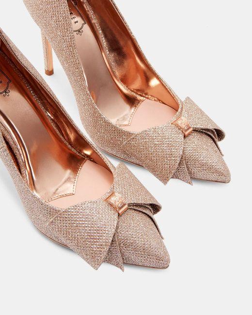 Rose Gold | Shoes | Ted Baker