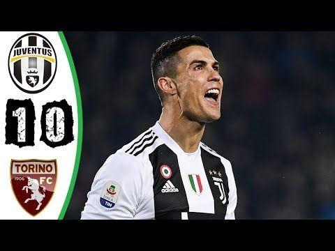 ملخص مباراه يوفنتوس وتورينو 1 0 هدف المدمر كريستيانو رونالدو جنون رؤوف خليف Juventus Cristiano Ronaldo Live Matches