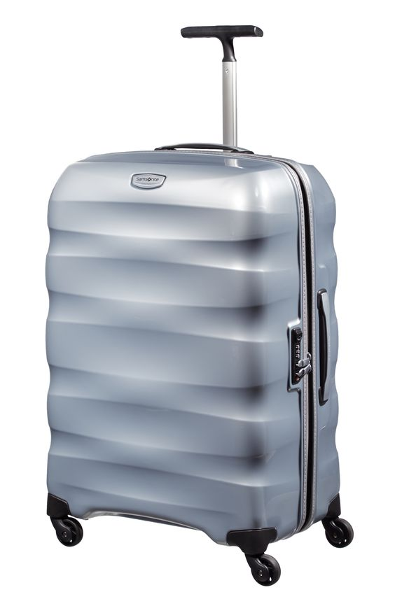 Engenero Silver 69cm #Samsonite #Engenero #Travel #Suitcase ...