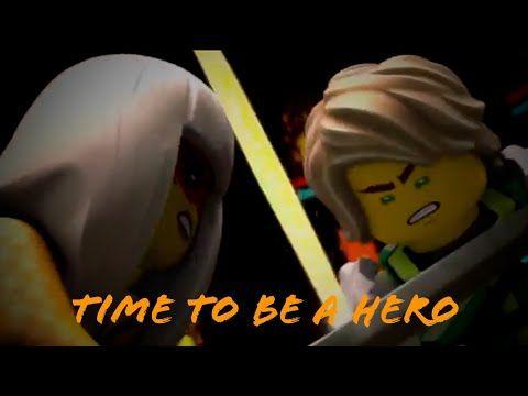 Ninjago Lloyd And Harumi Time To Be A Hero By Nenorama Ft Dolvondo And Chi Chi Youtube Ninjago Ninjago Memes The Quiet Ones