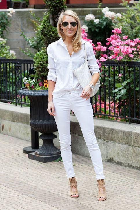 Friday Favorites - White on White