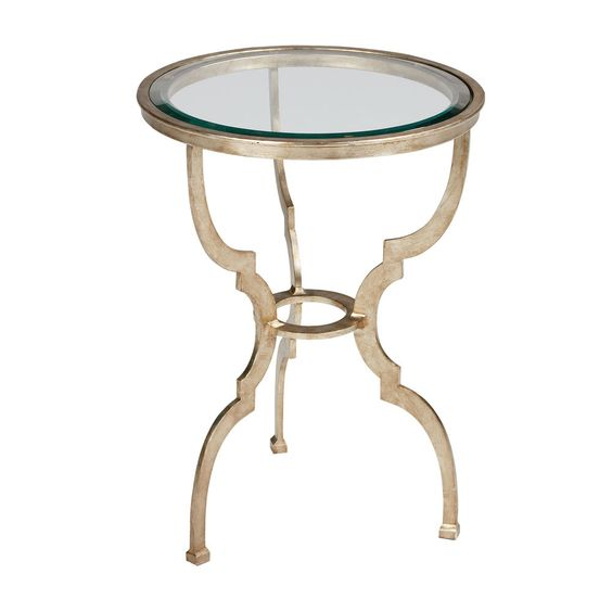 Copper Top Coffee Table Ethan Allen: Side Table Idea. Belle Table - Ethan Allen US