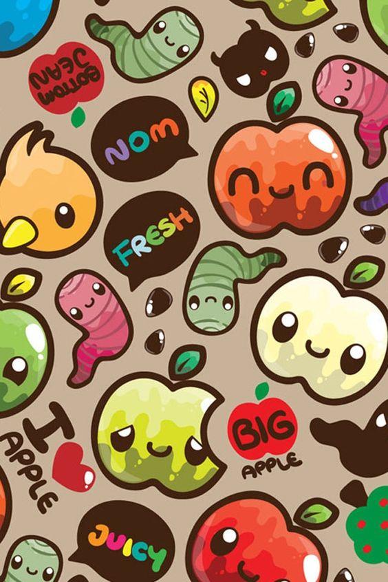 Cute kawaii food QQZoo Pinterest Kawaii, Galleries