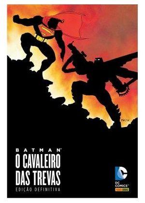 [FNAC] BATMAN - O CAVALEIRO DAS TREVAS - Edição Definitiva - Frank Miller - R$ 56,40