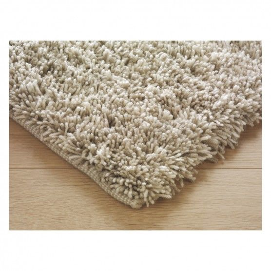 Extra Large Cream Hand Woven Wool Rug