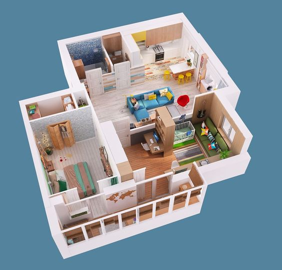 Portfolio u2013 Concept Ark maison Pinterest House
